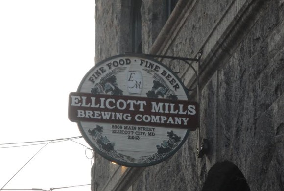 Ellicott Mills Brewing Company in Ellicott City, MD