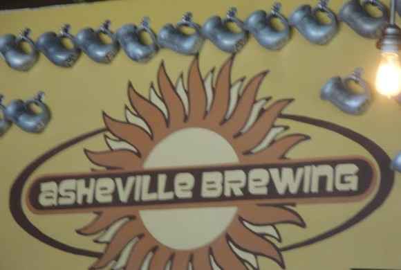 Asheville Brewing Company in Asheville, NC