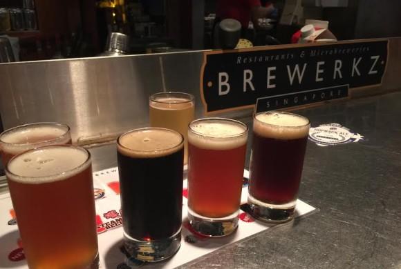 Brewerkz in Singapore