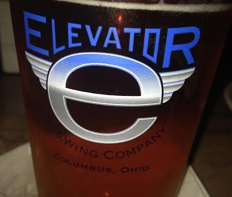 Elevator brewing in Columbus