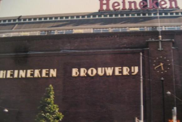 Heinekin in Amsterdam, Holland