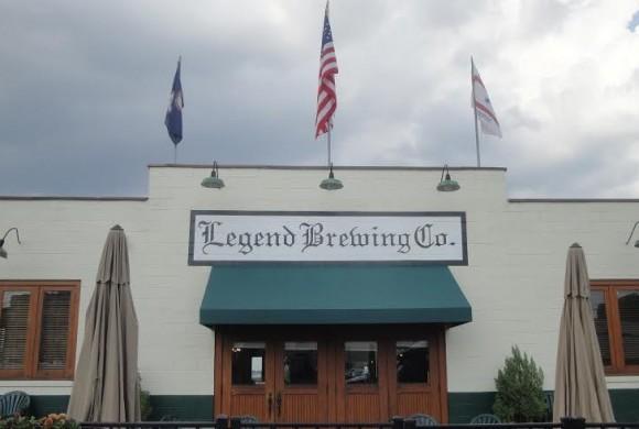 Legend Brewing Company in Richmond, VA