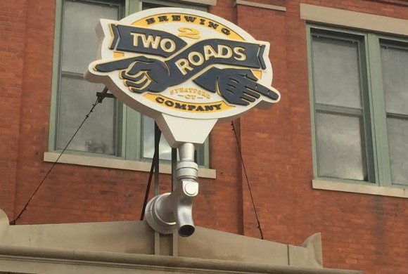 Two Roads Brewery in Stratford