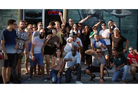 SFLHops 2nd Anniversary Beer  Festival celebration