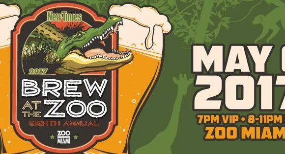 5/6/17 Brew at the Zoo