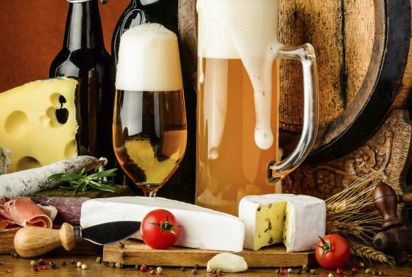4/8/17 Cheese & Beer 🍺 Pairing