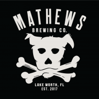 Mathews Brewing Company offers Card Holders one free 5 ounce pour with the purchase of a full pour Mathews beer. Visit Mathews Brewing at 130 S H St, Lake Worth, FL 33460